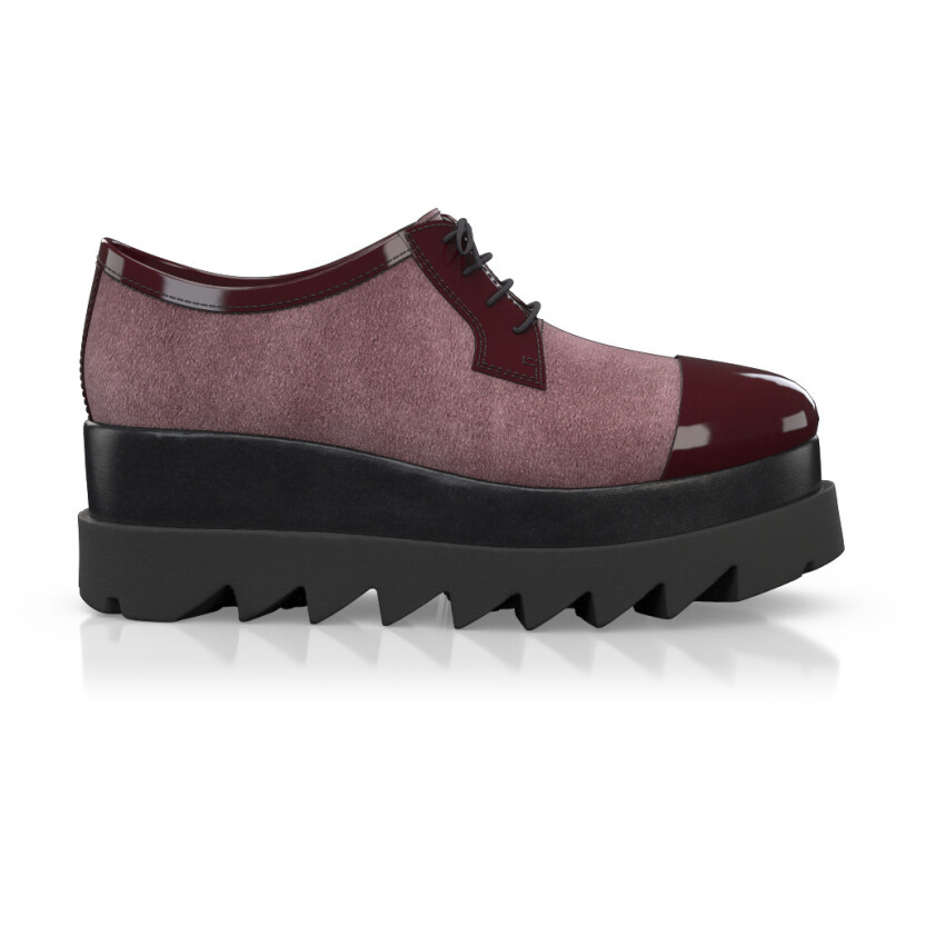 Chaussures Compensées Décontractées 3445