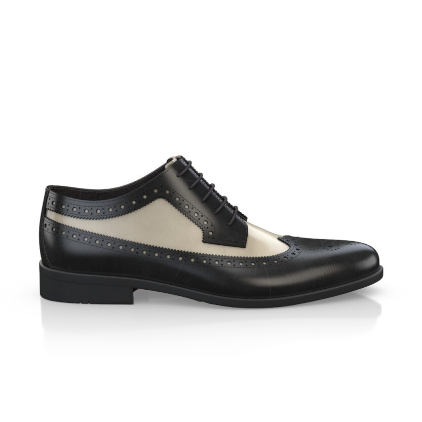 01992402e1a82 Girotti. Chaussures Derby pour Hommes 3930 ...
