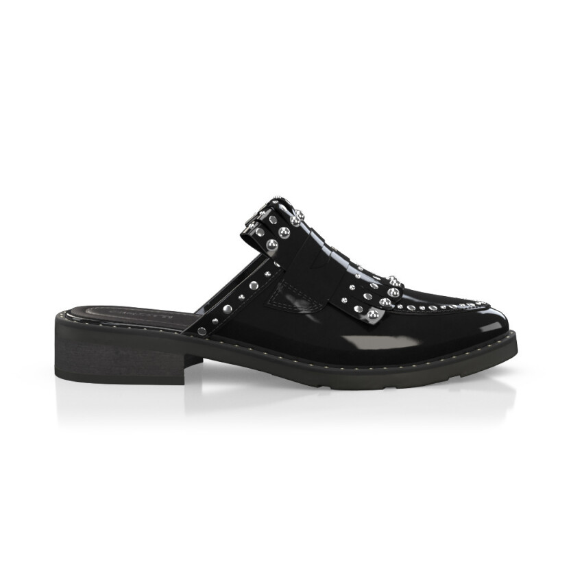 Studded Slippers 4863
