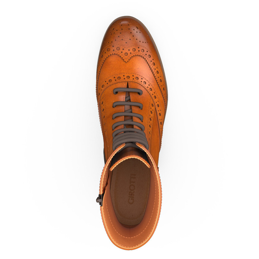 Bottines brogue 5568