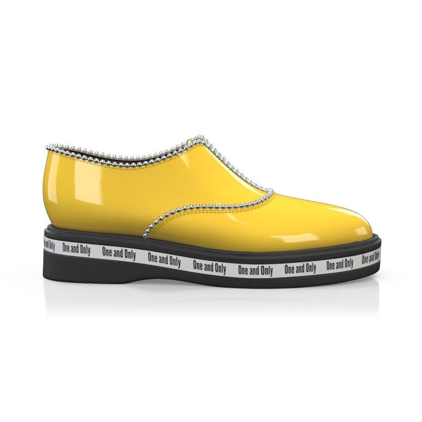 Chaussures décontractées Slip-On 6002