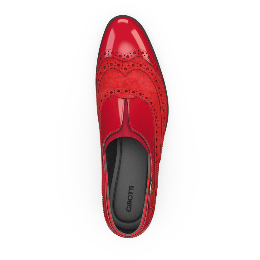 Chaussures Oxford pour Hommes 6258