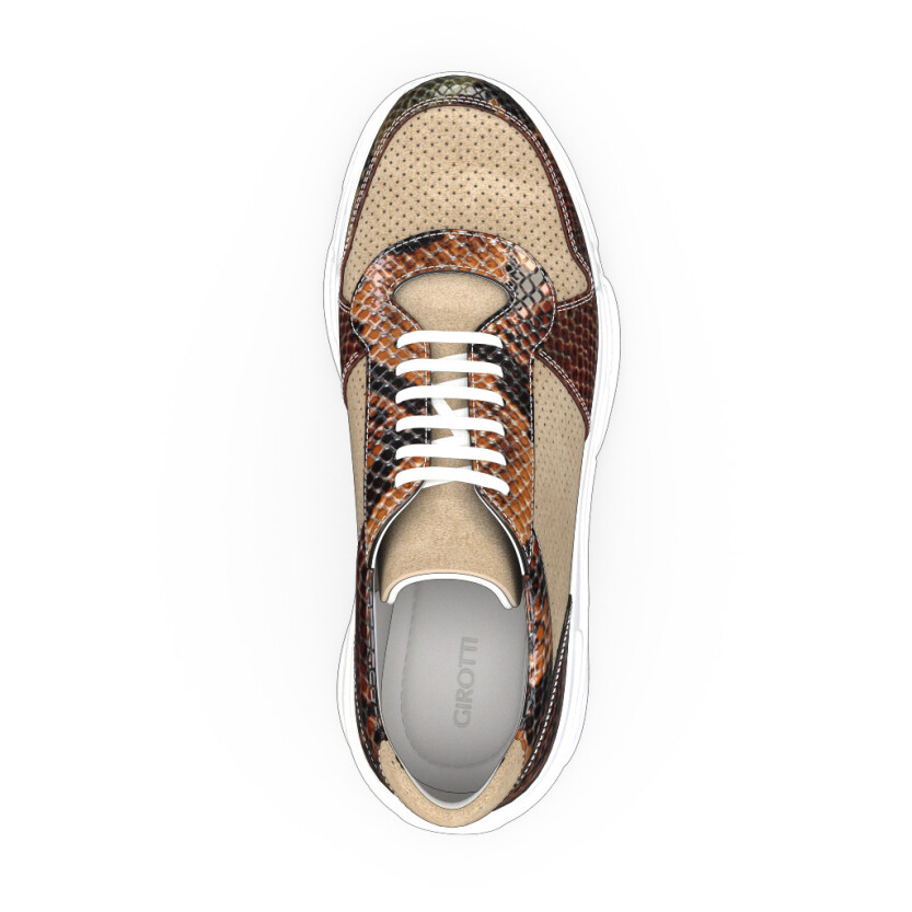 Baskets casual homme 8659