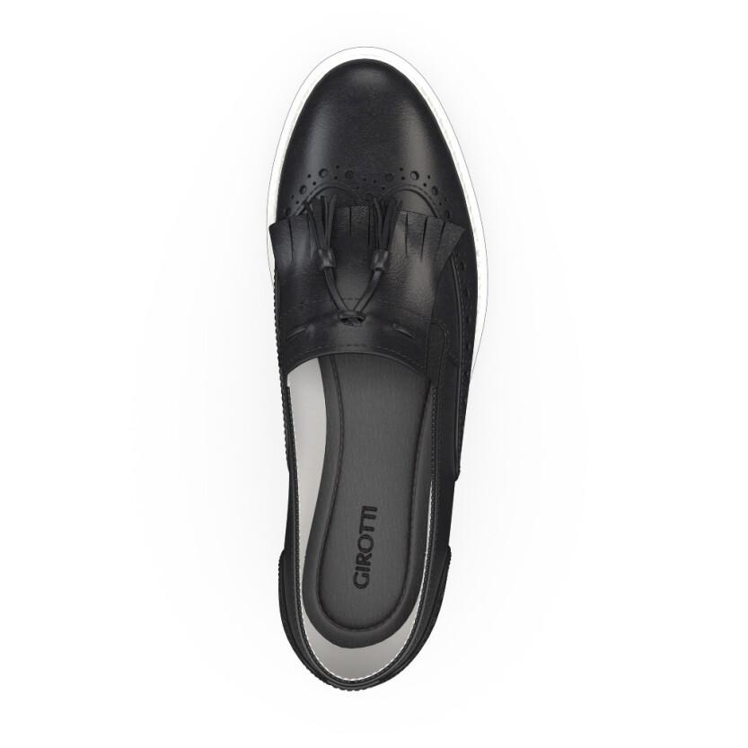 Chaussures à Plateformes à Enfiler 2416