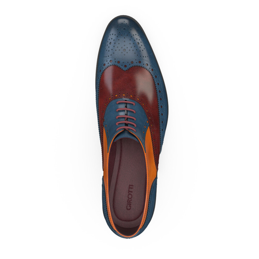 Chaussures Oxford pour Hommes 11081