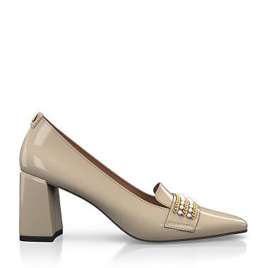 Chaussures à talons classiques 17581