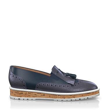 Chaussures à Plateformes à Enfiler 4136
