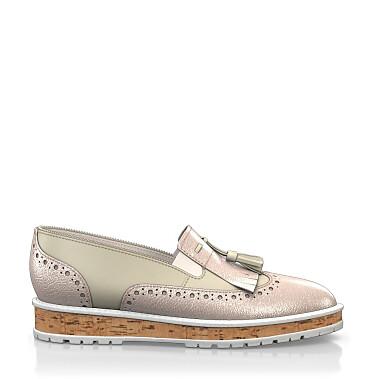 Chaussures à Plateformes à Enfiler 4173