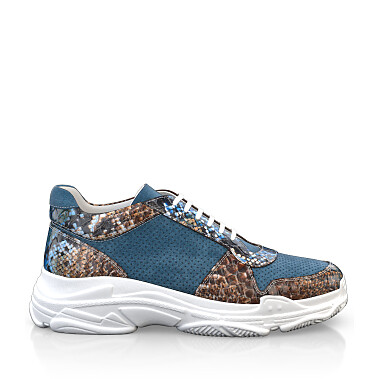 Baskets Casual Homme 8656