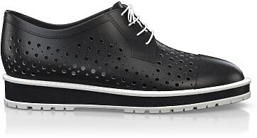 Chaussures Compensées Décontractées 2613
