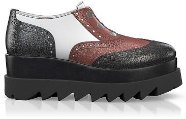 Chaussures Compensées Décontractées 2722