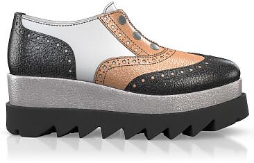 Chaussures Compensées Décontractées 2723