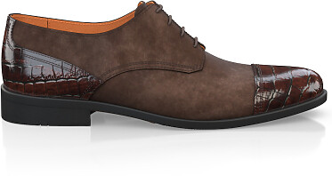 Chaussures Derby pour Hommes 17716