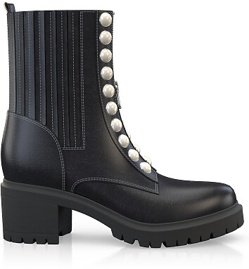 Bottines Zip-On 3361-21