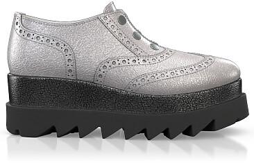 Chaussures Compensées Décontractées 3442