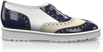 Chaussures Compensées Décontractées 3452