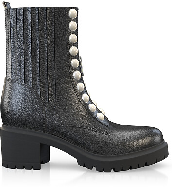 Bottines Zip-On 3512