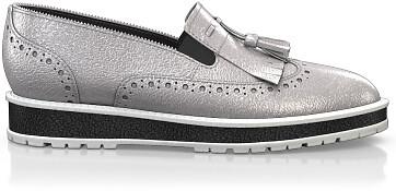 Chaussures à Plateformes à Enfiler 3780