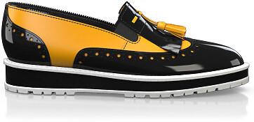 Chaussures à Plateformes à Enfiler 3781