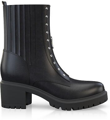 Bottines Zip-On 3854
