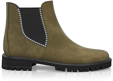 Chelsea Boots Plates 4033