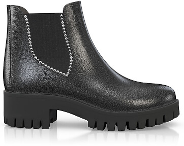 Chelsea Boots Plates 4036
