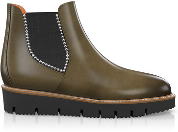 Chelsea Boots Plates 4038