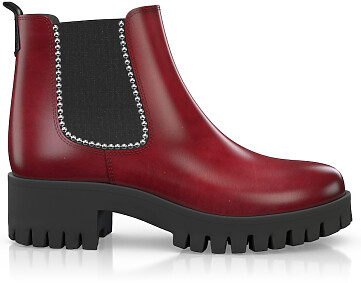 Chelsea Boots Plates 4083