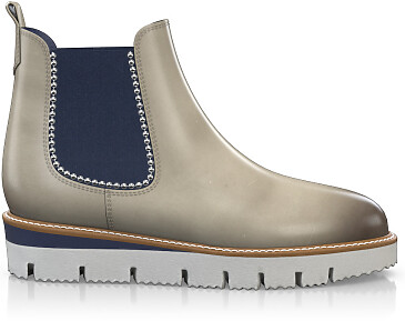 Chelsea Boots Plates 4085