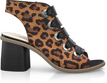 Sandales avec bout ouvert 4773