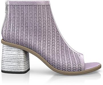 Sandales avec bout ouvert 4775