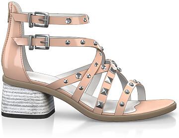 Sandales avec bretelles 4783