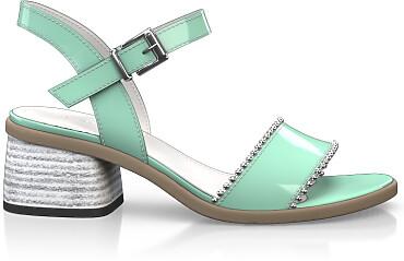 Sandales avec bretelles 4786