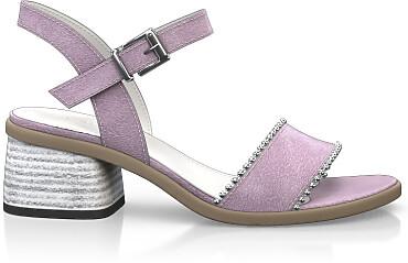 Sandales avec bretelles 4796