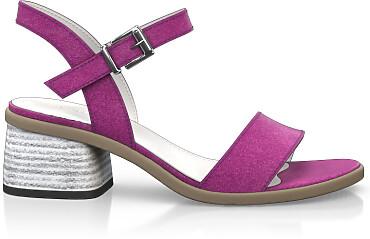Sandales avec bretelles 4798