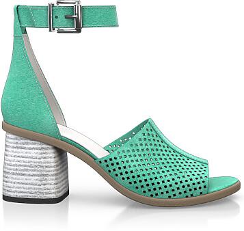 Sandales avec bretelles 4805