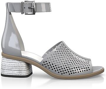 Sandales avec bretelles 4806