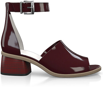 Sandales avec bretelles 4822