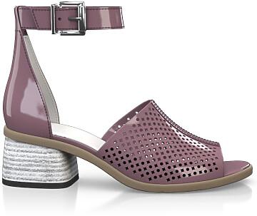 Sandales avec bretelles 4823