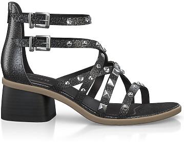 Sandales avec bretelles 4824