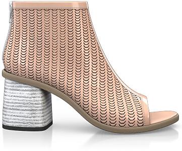Sandales avec bout ouvert 4825