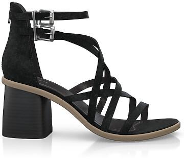 Sandales avec bretelles 4867