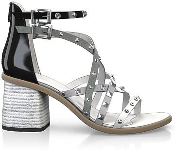 Sandales avec bretelles 4868