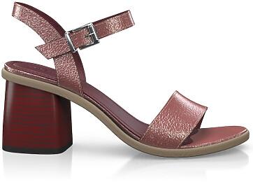 Sandales avec bretelles 4876