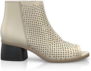 Sandales avec bout ouvert 4878