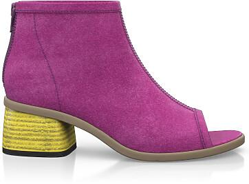 Sandales avec bout ouvert 4882