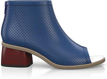 Sandales avec bout ouvert 4883