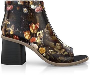 Sandales avec bout ouvert 4886