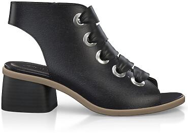 Sandales avec bout ouvert 4889
