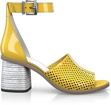 Sandales avec bretelles 4902